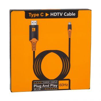 Купить USB TYPE-C - HDMI 2M 4K