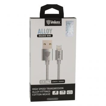 Купить USB INKAX CK-64 LIGHTNING