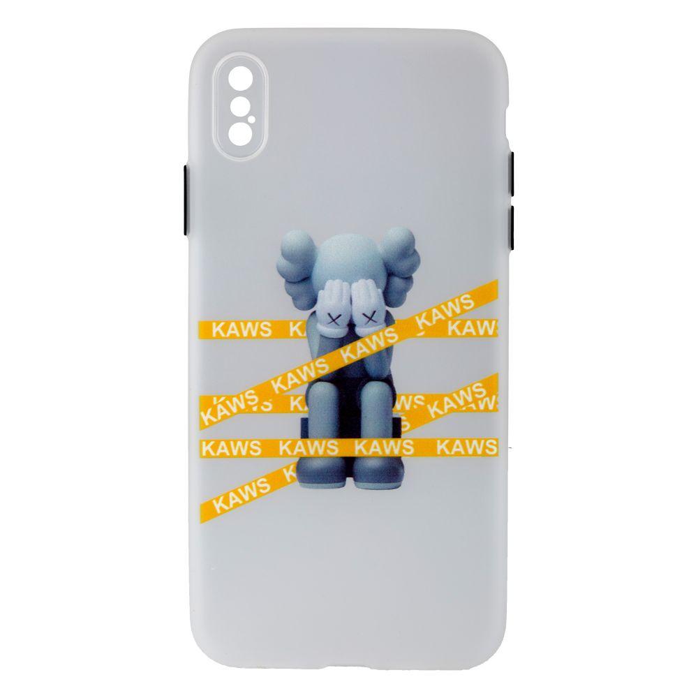 Купить ЧЕХОЛ TPU ULTRA-THIN MATT WITH FRAME FOR IPHONE XS MAX_1