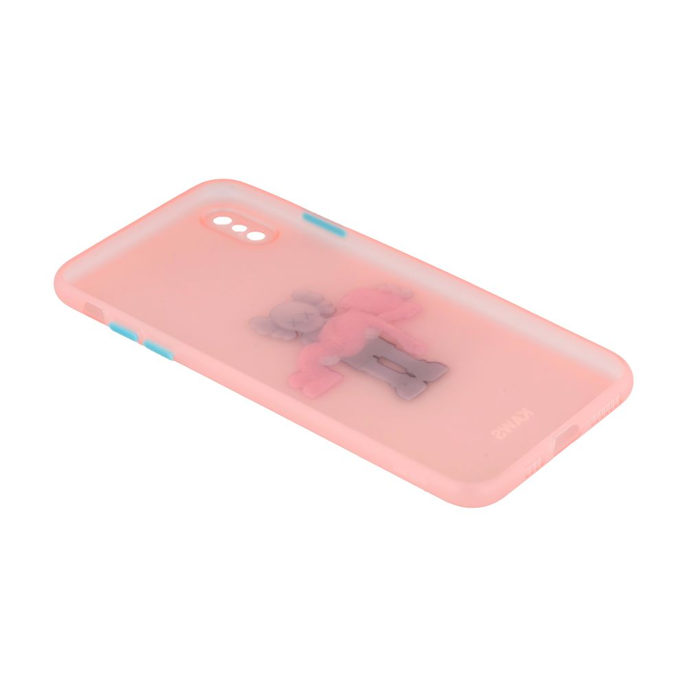 Купить ЧЕХОЛ TPU ULTRA-THIN MATT WITH FRAME FOR IPHONE XS MAX_10