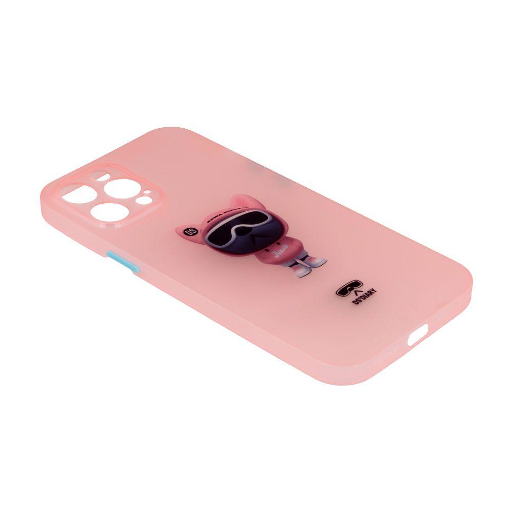 Купить ЧЕХОЛ TPU ULTRA-THIN MATT WITH FRAME FOR IPHONE 12 PRO MAX_8