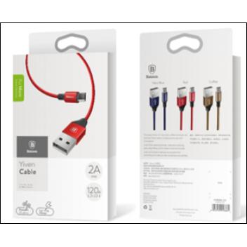 Купить USB BASEUS USB TO MICRO 2A 1.5M CAMYW-B