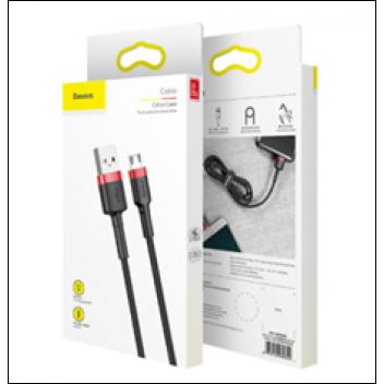 Купить USB BASEUS USB TO MICRO 2A 3M CAMKLF-H