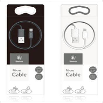 Купить USB BASEUS USB TO MICRO 2.1A CAMUN