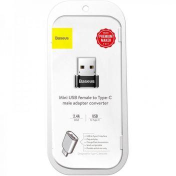Купить USB ПЕРЕХОДНИК BASEUS TYPE-C TO USB CAAOTG