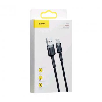 Купить USB BASEUS USB TO TYPE-C 2A 3M CATKLF-U
